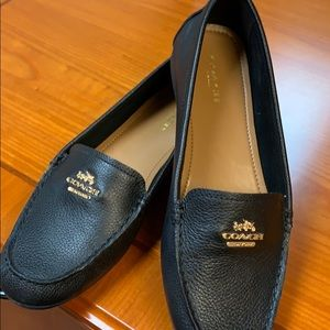Coach Marley Leather Loafer